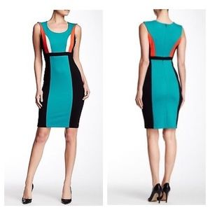 Plenty by Tracy Reese NWT Veda Dress 14 Colorblock
